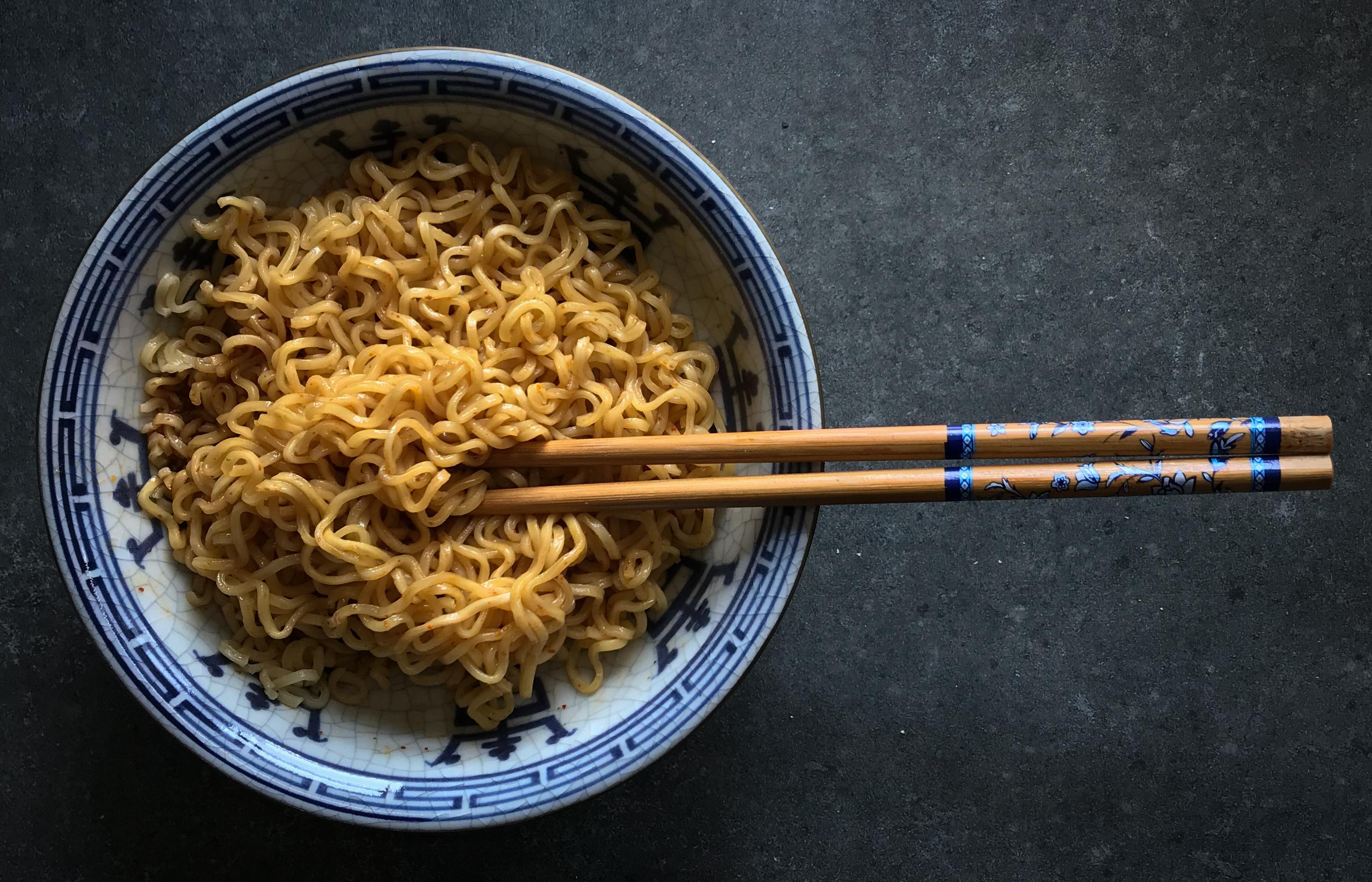 68. Indomie Mi Goreng Hot & Spicy Stir Fry Noodles